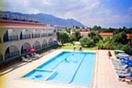 Bare Hill Holiday Village,Alsancak - Kyrenia - North Cyprus is a friendly, relaxing,quiet holiday complex surrounded by the beautiful gardens with typical Cypriot vegetation such as beautiful landscap