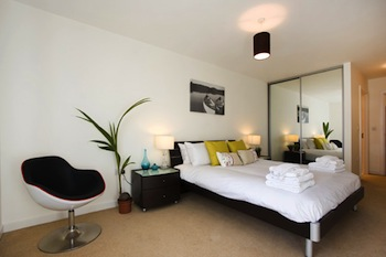 Located in an impressive residential development half-way between Canary Wharf and the City along Commercial Road, these serviced apartments provide high quality modern accommodation with secure gate