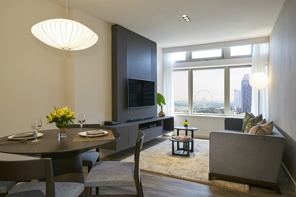Your PARKROYAL experience awaits at our serviced accommodation in Singapore. Book one of our serviced suites and enjoy a refined living experience – be it for short or extended stays. This  two-bedr